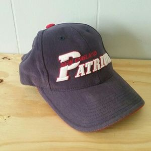 Patriots Hat Dad Cap Strapback
